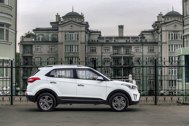 Официальное фото Hyundai Creta